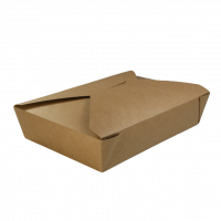 China box, brun 1400 ml